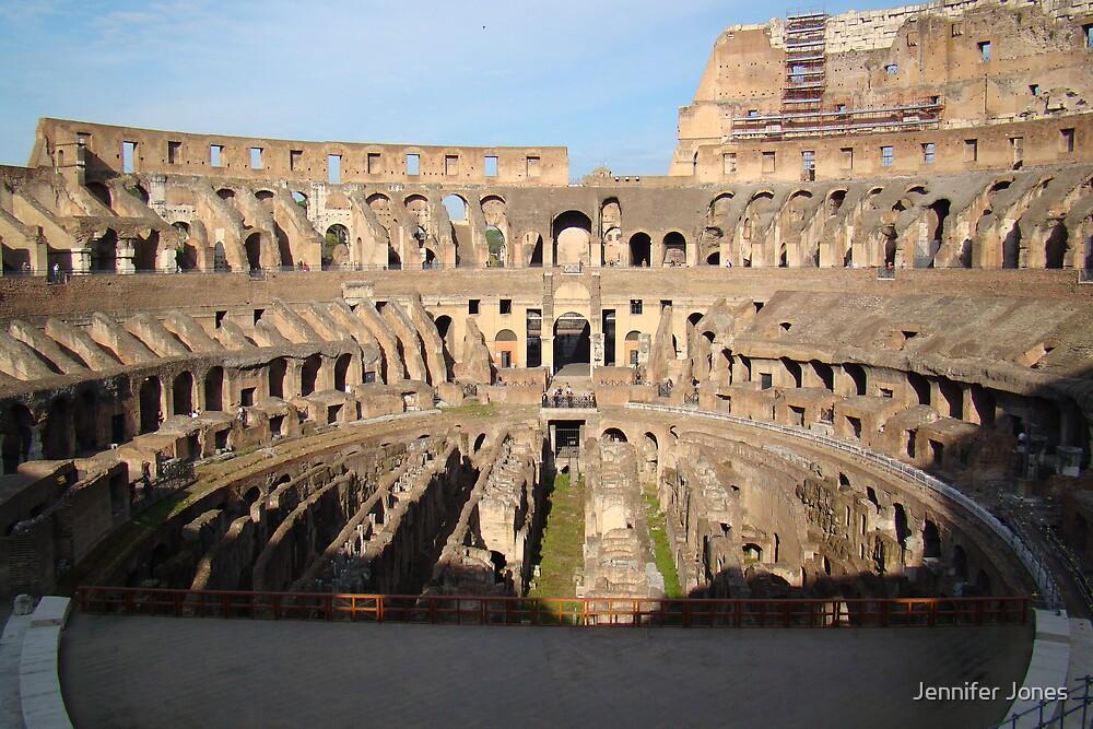 Colosseum by Jennifer Jones