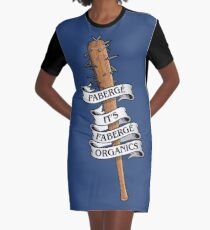 It's Fabergé Graphic T-Shirt Dress
