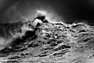 Winter Waves At Pipeline 13 by Alex Preiss
