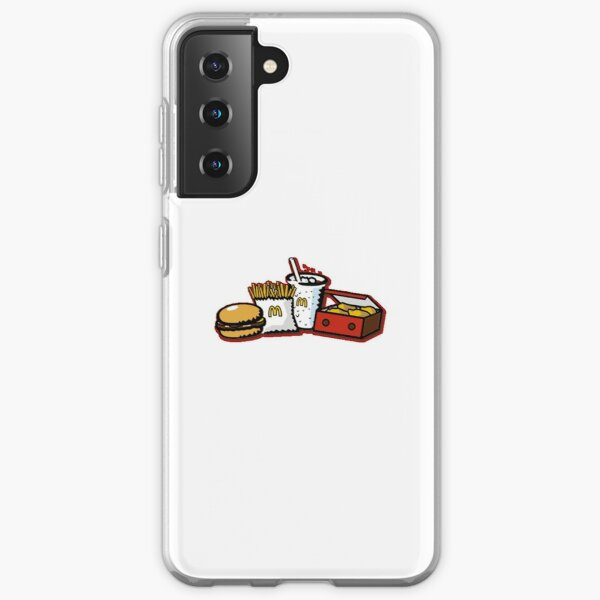 Mcdonalds Samsung Galaxy Soft Case