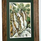 The Falls by Ken Tregoning