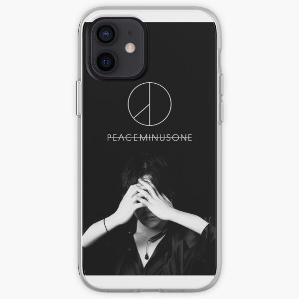 peaceminusone iPhone Soft Case