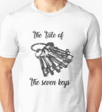 The Tale of the Seven Keys T-Shirt
