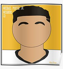 Michael Porter Jr. Portrait Poster