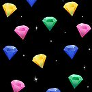 Falling jewelries by hahaha-creative