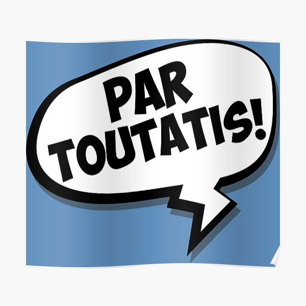 Par Toutatis! Poster