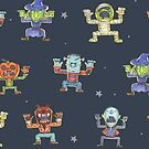 Halloween_pattern by hahaha-creative