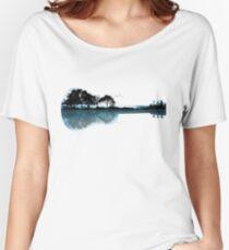 Nature Guitar Women's Relaxed Fit T-Shirt
