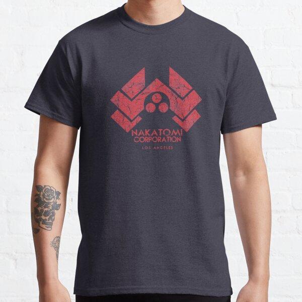 Nakatomi Corporation (Die Hard) Classic T-Shirt