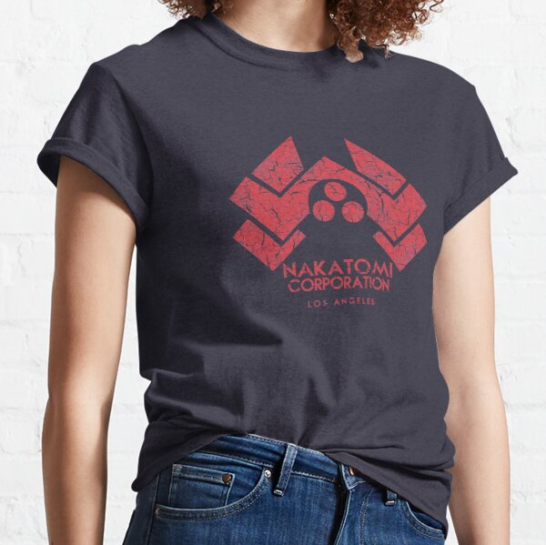 Nakatomi Corporation (Die Hard) Classic T-Shirt