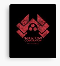 Nakatomi Corporation (Die Hard) Canvas Print