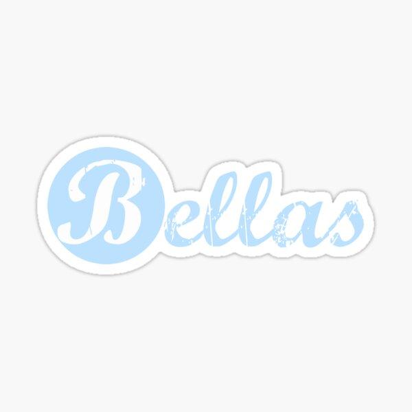 Bellas Sticker