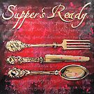 Genesis Fanart Supper's Ready RED from Foxtrott by Frank Grabowski von Frank Grabowski