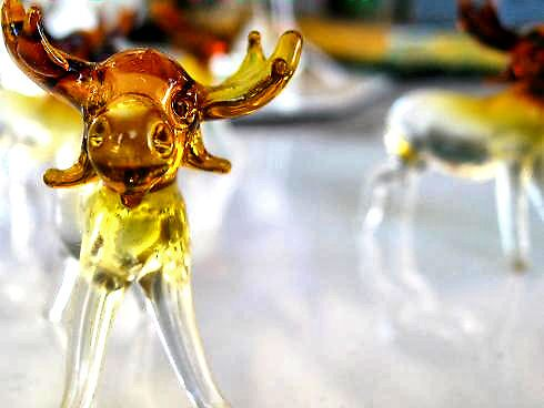 Glass Moose by brittany m. photography