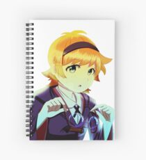 Lotte Cuttie Spiral Notebook