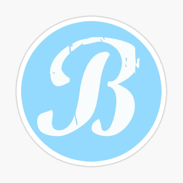Barden Bellas B Sticker