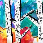 Auryn's Art - 3rd grade by mellierosetest