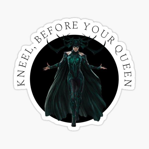 Hela Sticker