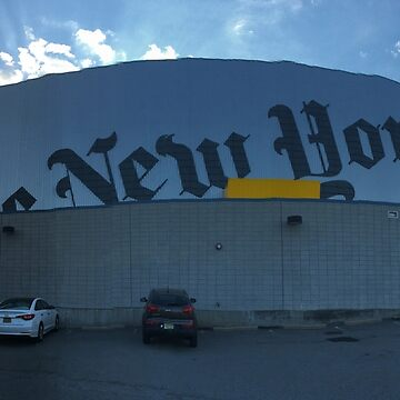 The New York Times Factory by joshgranovsky