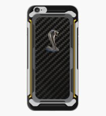 Carol Shelby Carbon Shield iPhone Case