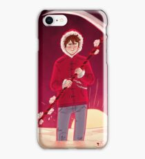 Toothy Tarot: Rynne (Death) iPhone Case/Skin
