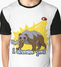 I Choose You Trinket Graphic T-Shirt