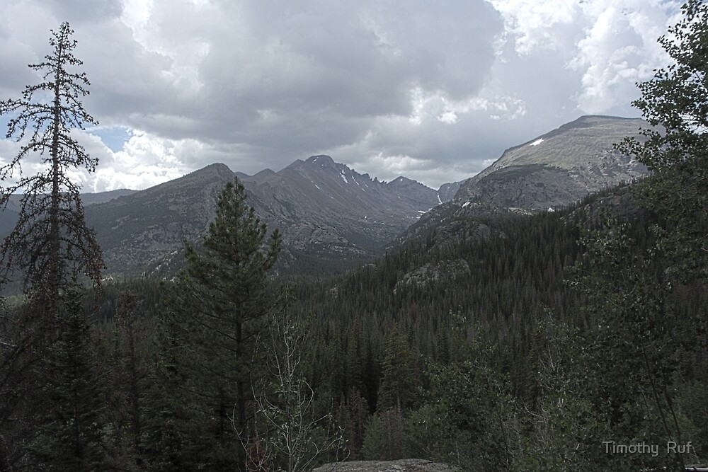 Rocky Mountain National Park by Timothy  Ruf