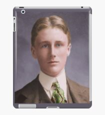 Young Franklin Delano Roosevelt iPad Case/Skin