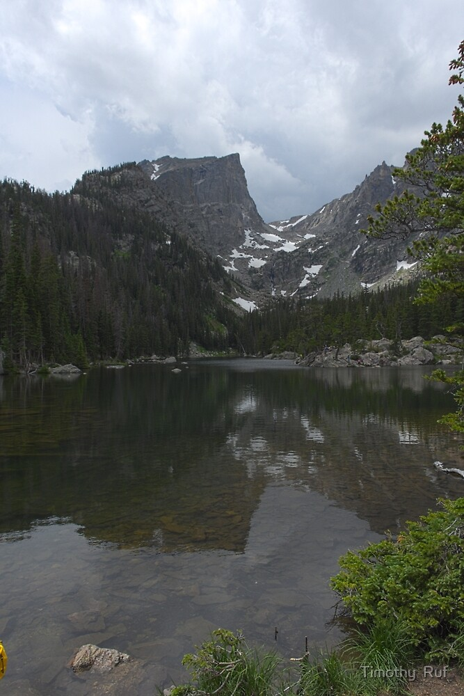 Emerald Lake, Colorado by Timothy  Ruf