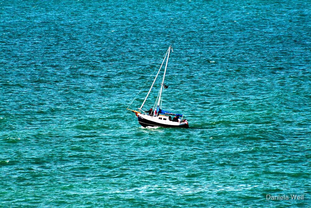 Sea Of Turquoiz by Daniela Weil