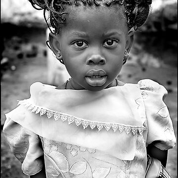 'Burberry Girl' HEAL Africa Hospital, Eastern Democratic Republic of Congo by melinda