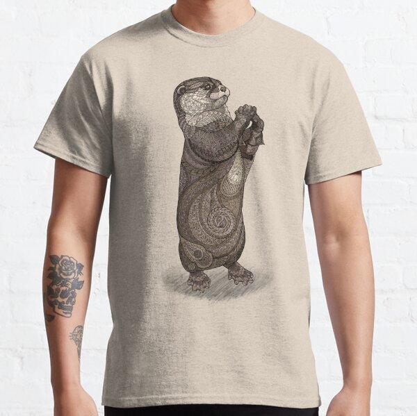 Infatuated Otter Classic T-Shirt