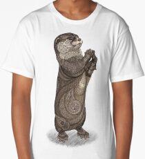 Infatuated Otter Long T-Shirt