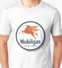 Mobilgas Mobil Oil Pegasus Unisex T-Shirt