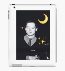 Elijah Wood iPad Case/Skin