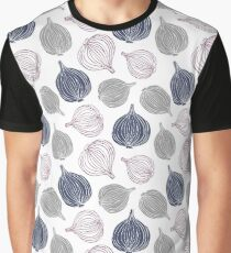 Cute doodle onions Graphic T-Shirt
