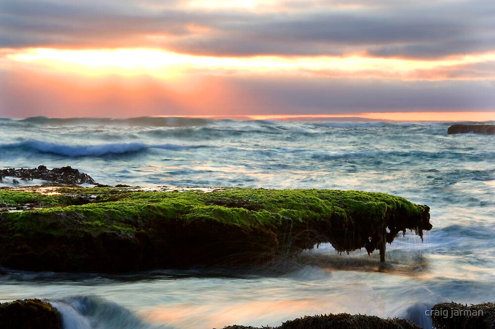 green pier by craig jarman