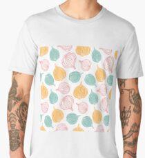 Colorful onions Men's Premium T-Shirt