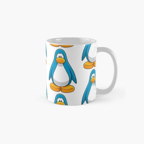 Nuevo Pinguino En Adopt Me Nueva Heladeria Roblox Roblox Penguin Cartoon Mugs Redbubble