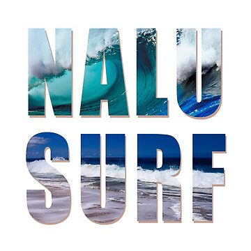 Nalu-Surf Hawaiian Wave by DriveIndustries