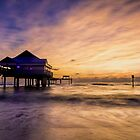 End of Day in Florida by louishay