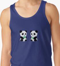 Two Pandas Men's Tank Top