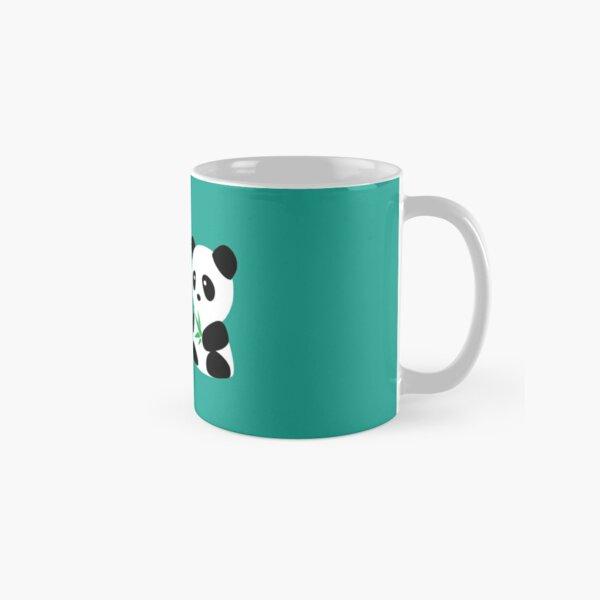 Two Pandas Classic Mug