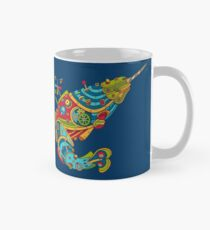Narwhal, cool art from the AlphaPod Collection Mug