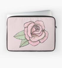 Soft Rose Laptop Sleeve
