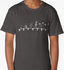"Super Mario Odyssey - ""Evolution"" [Old Timey] Long T-Shirt"