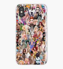 RuPaul Queen iPhone Case/Skin