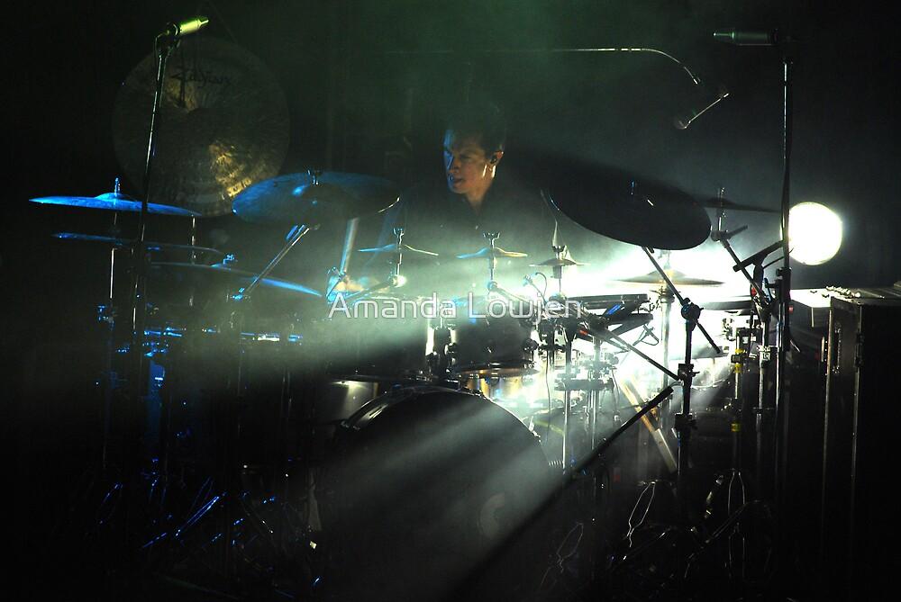 COG drummer 2008 by Amanda Lowjen