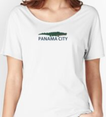 Panama City Beach - Florida. Women's Relaxed Fit T-Shirt