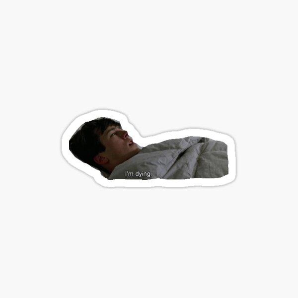 Cameron Ferris Bueller Sticker